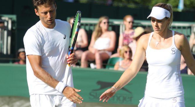 US Open. Савчук стартует с победы в миксте