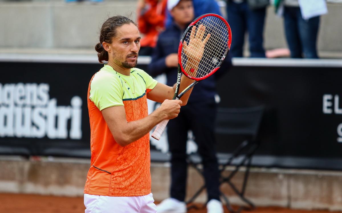 Бостад. Долгополов второй раз в сезоне выходит в финал турнира ATP