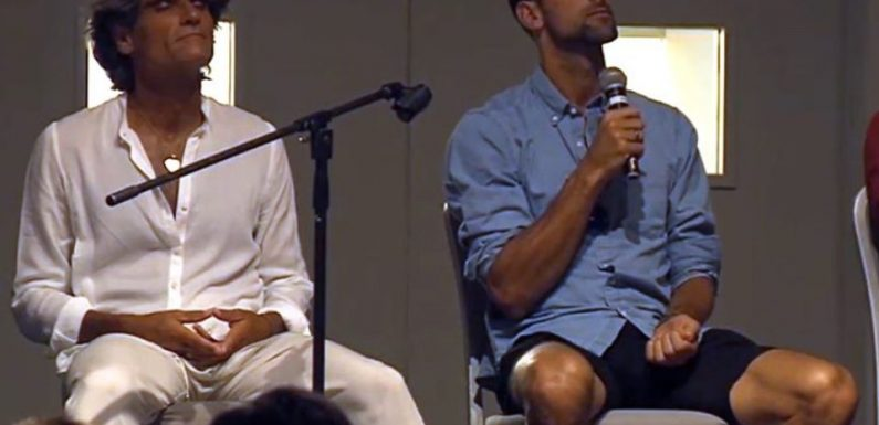 Пепе Имаз: Джоковича критикуют за то, что он следует по пути любви