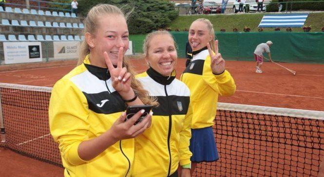Командный чемпионат мира. Девушки до 14 лет. Украина — Тунис 3-0