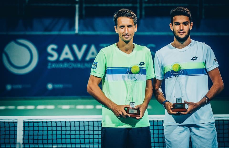 Стаховский: Рад, что смог показать высокий уровень тенниса в финале