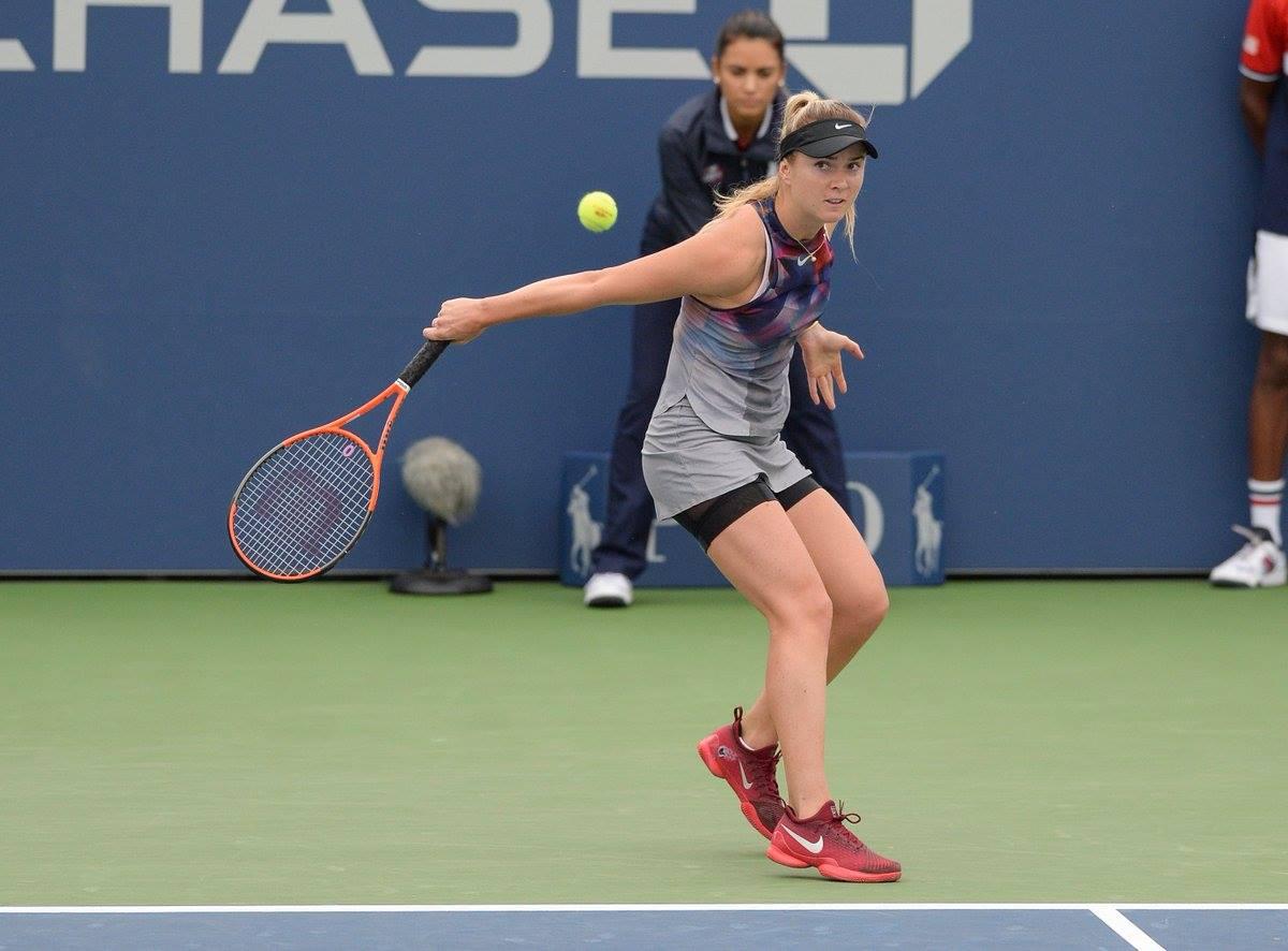 US Open. 30 августа на корты выйдут три представителя Украины