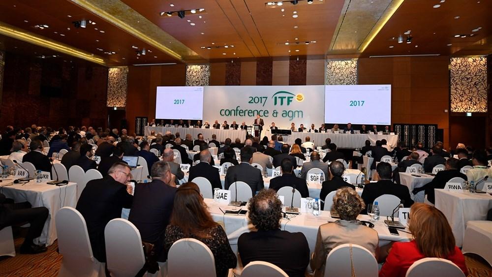 Собрание членов ITF отдало все полномочия по внедрению изменений в Кубок Дэвиса и Кубок Федерации совету директоров