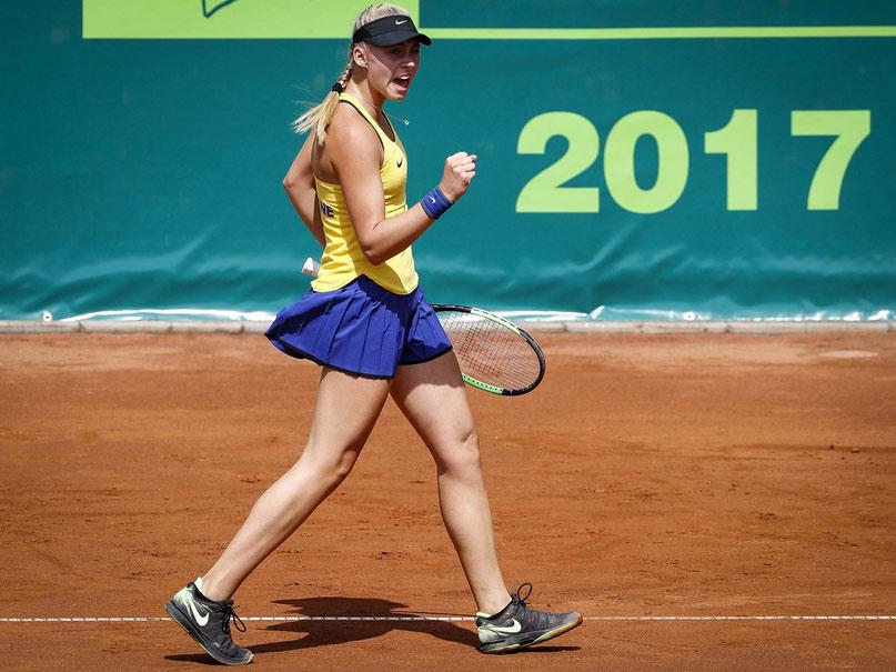 Лопатецкая — полуфиналистка юношеского турнира в Израиле