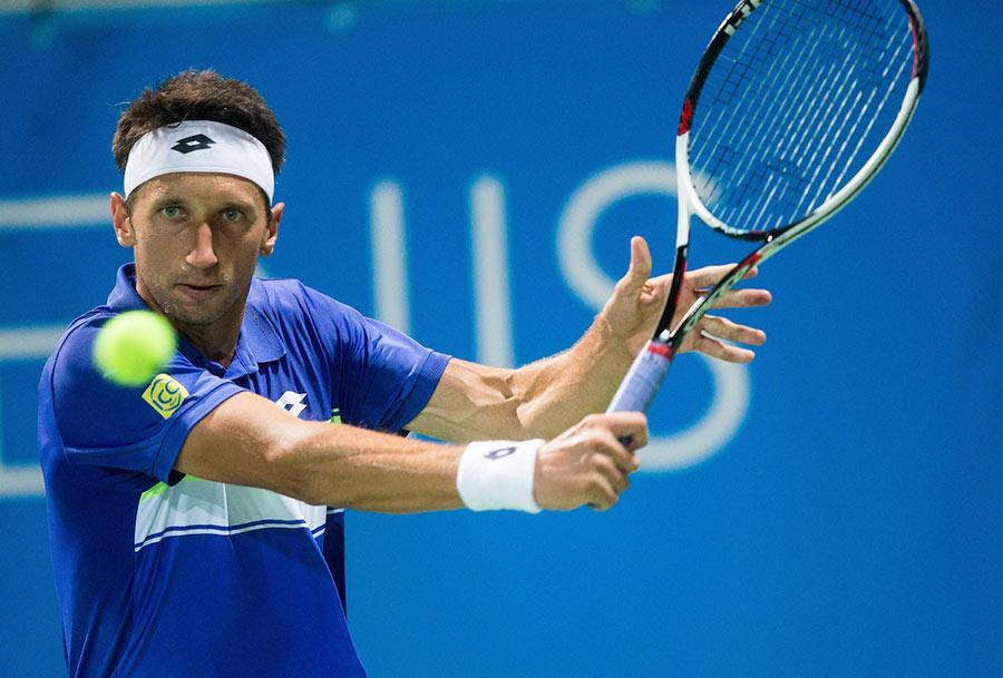 Стаховский стартует в квалификации турнира ATP-500 в Вене