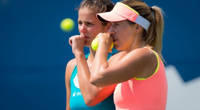 US Open. Украинки узнали соперниц по парному разряду