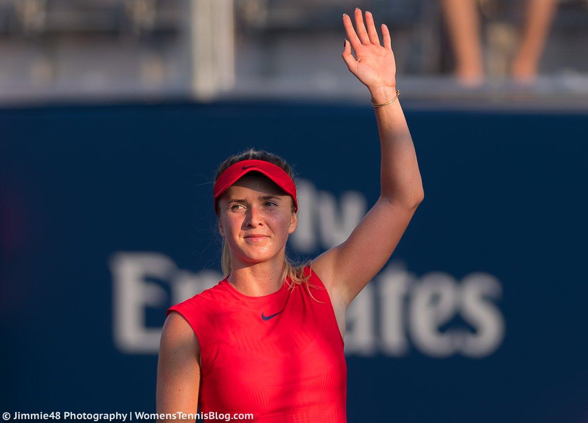 Rogers Cup. Свитолина выходит в третий раунд (видео)