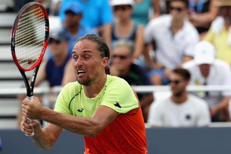US Open. Долгополов впервые с 2013 года выходит во второй раунд