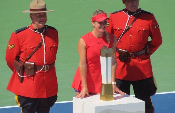Свитолина выигрывает титул на турнире WTA Premier 5 Rogers Cup (фоторепортаж)