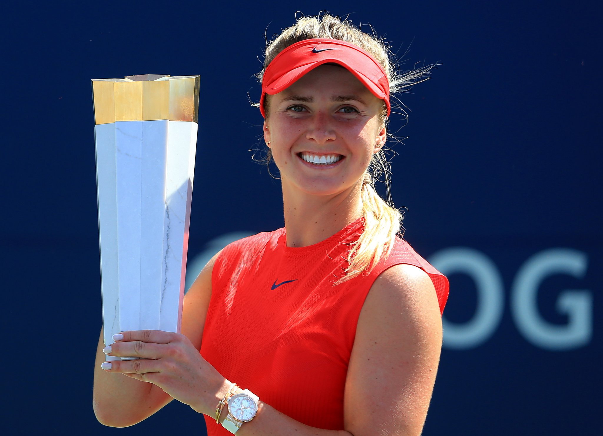Rogers Cup. Свитолина выигрывает пятый титул WTA в сезоне (видео)