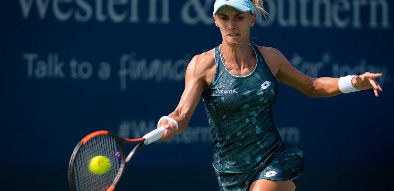 Три украинки стартуют в основной сетке турнира WTA в Тяньцзине