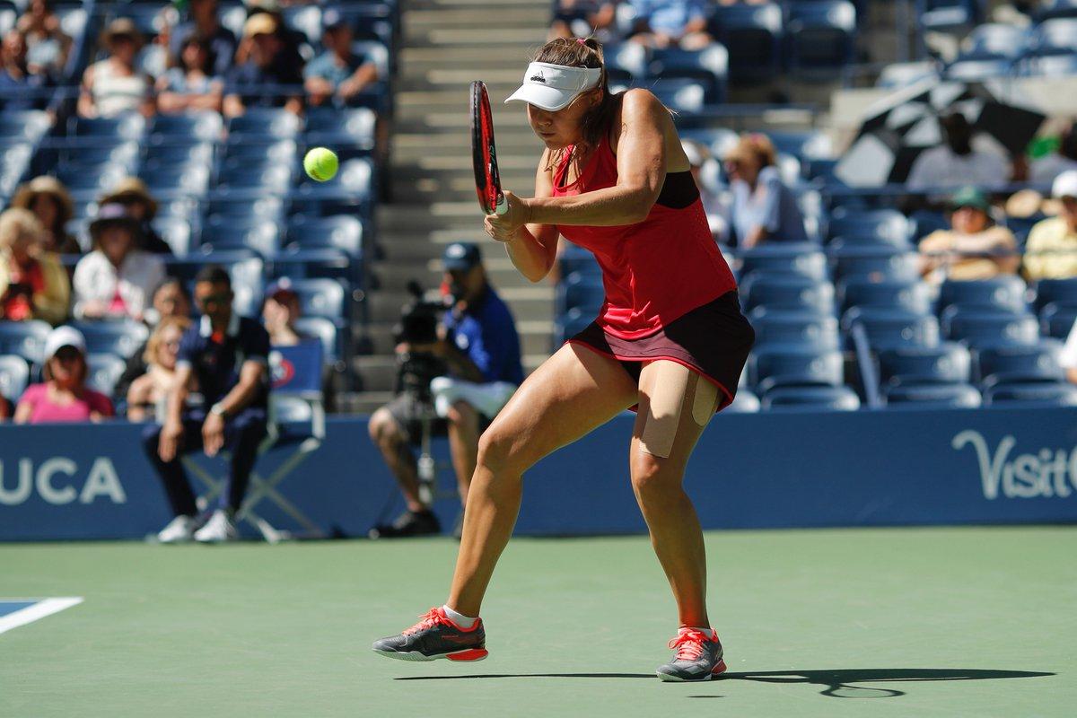 US Open. Евгения Родина выходит на Свитолину