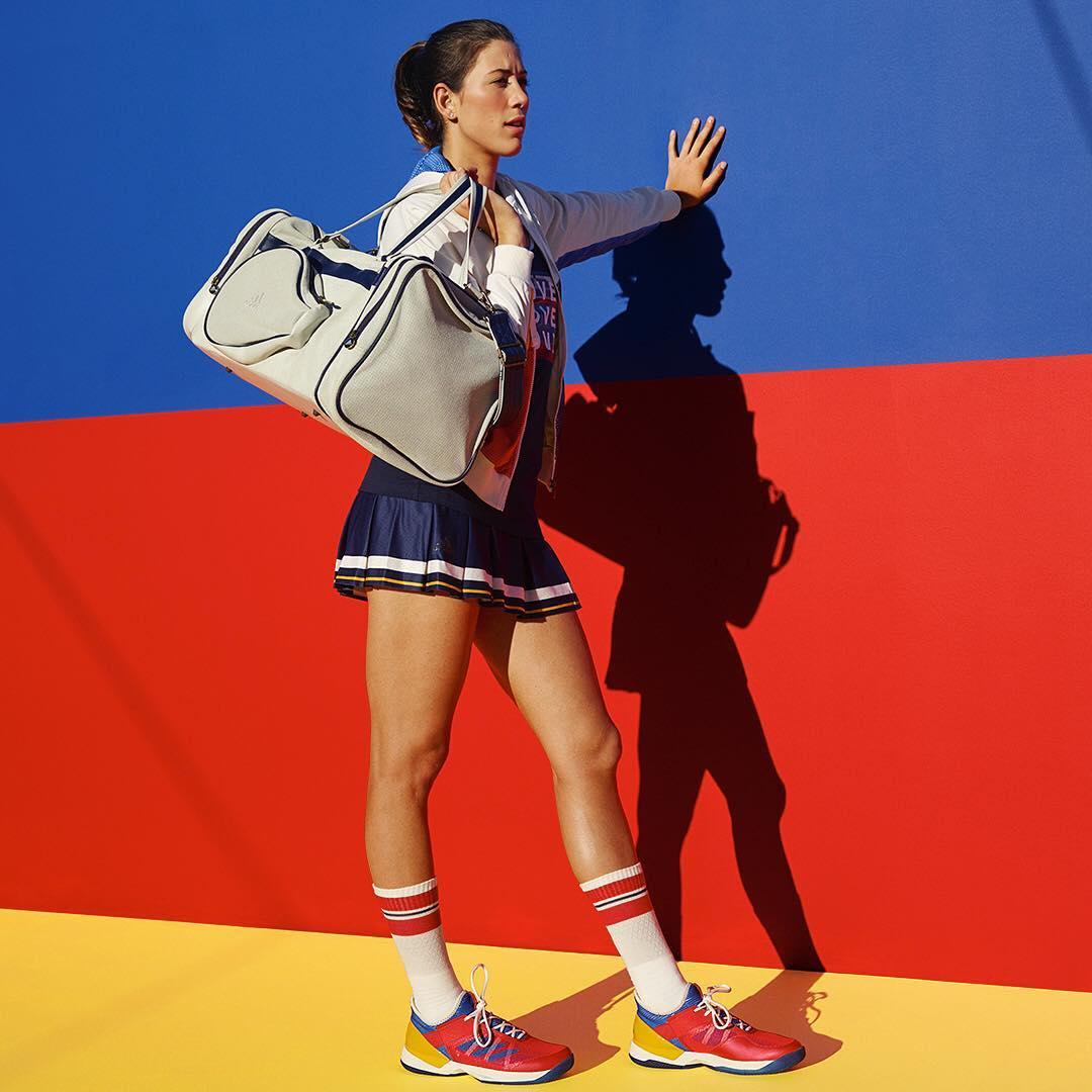 Игроки adidas выступят на US Open в коллекции от музыканта Фаррелла Уильямса