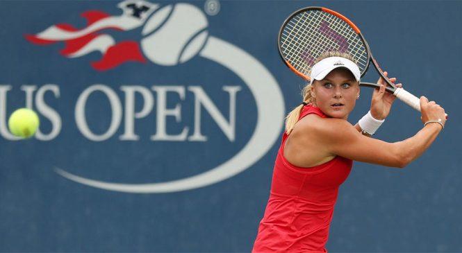 US Open. В первый день соревнований на корт выйдет одна представительница Украины