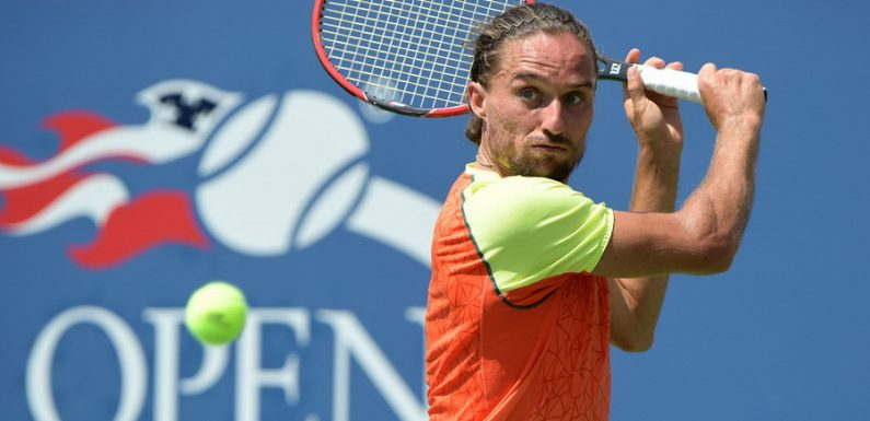 Рейтинг ATP. Долгополов поднимается на 12 позиций