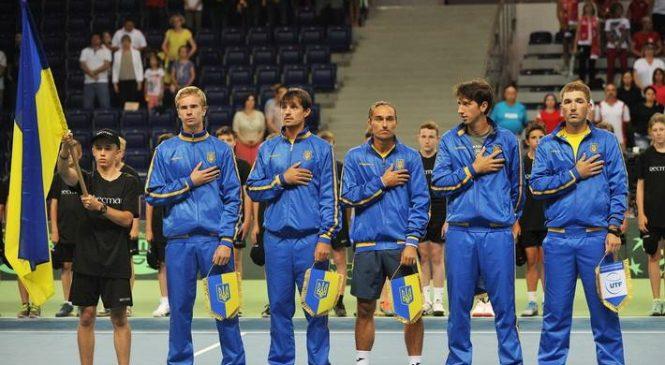 Матч Кубка Дэвиса Израиль — Украина будет транслироваться по украинскому ТВ