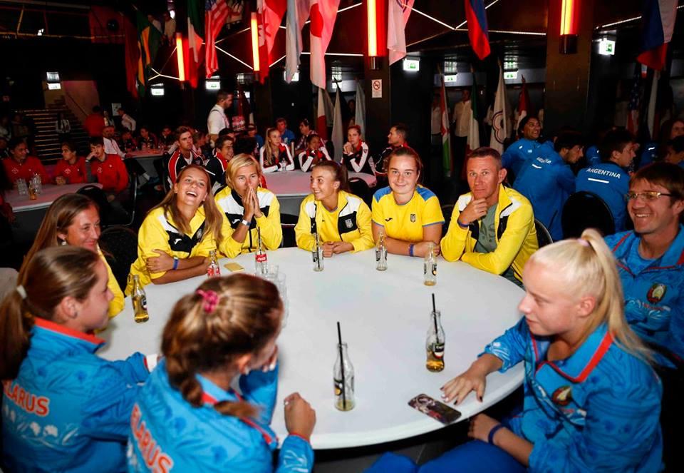 Юниорский FedCup. Украина — Бурунди 3-0