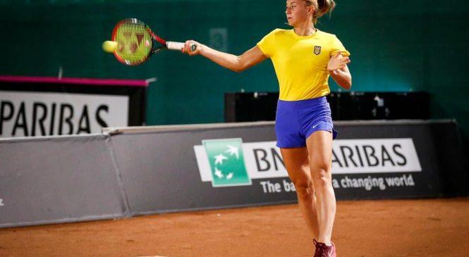Юниорский FedCup. Украина — в полуфинале