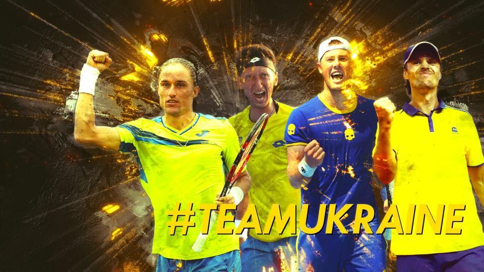Прямая видеотрансляция матча Кубка Дэвиса Израиль-Украина