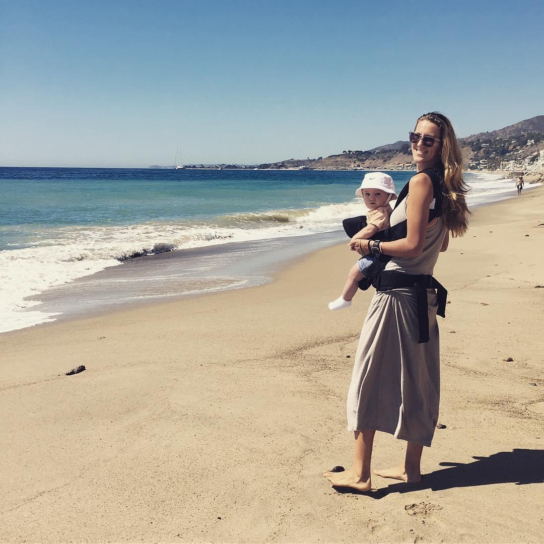 Виктория Азаренко создала Инстаграм-аккаунт своему сыну Лео
