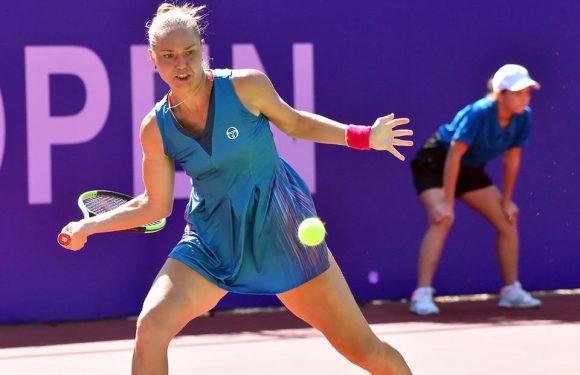 Ташкент. Бондаренко получает шанс побороться за второй титул WTA