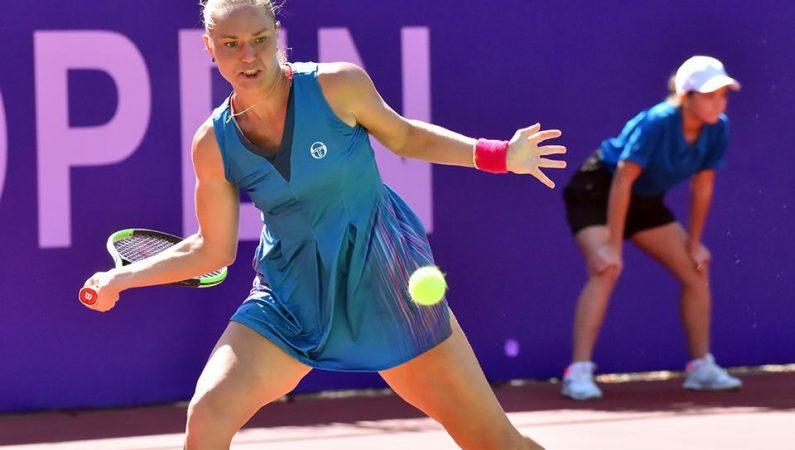 Рейтинг WTA. Бондаренко возвращается в сотню, Свитолина сохраняет 3-ю позицию