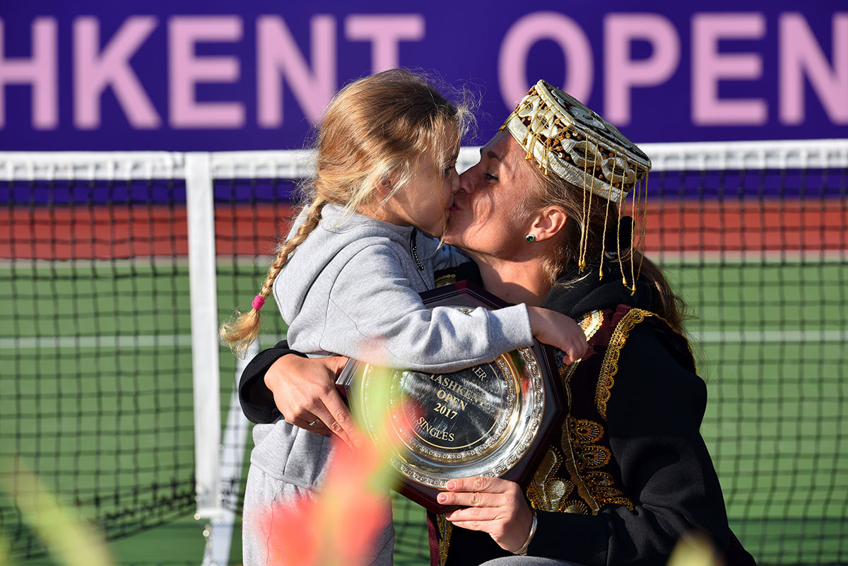 Tashkent Open. Катерина Бондаренко выигрывает второй титул WTA в карьере