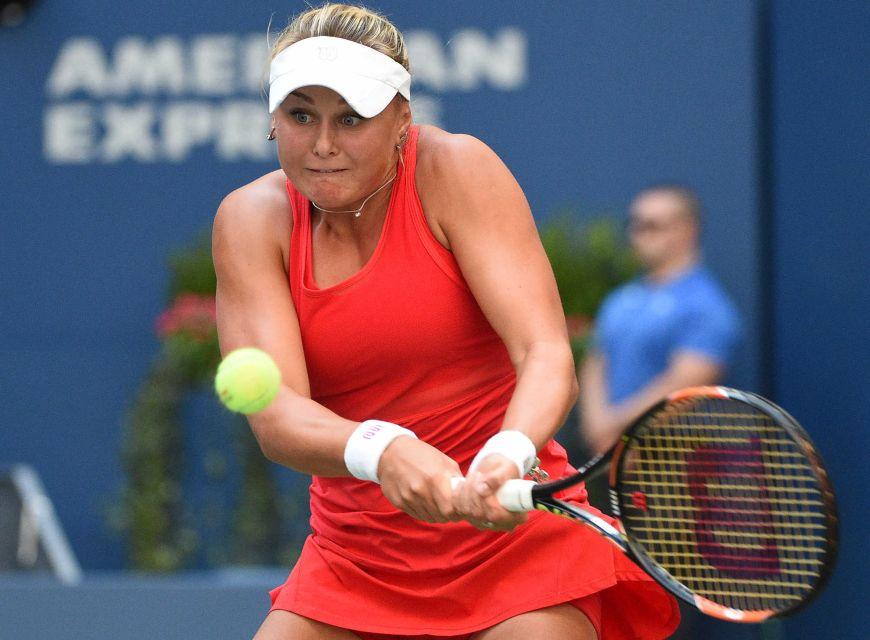 Козлова выходит в четвертьфинал на турнире WTA в Даляне