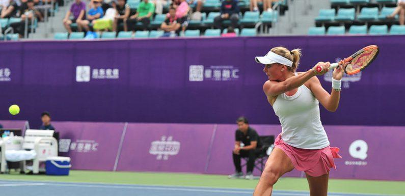 Козлова проигрывает на старте турнира WTA в Будапеште