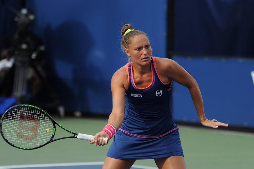 Бондаренко покидает турнир в Тяньцзине