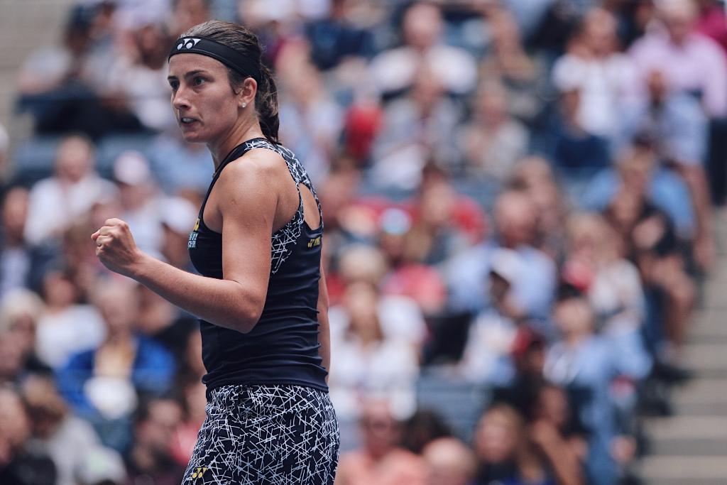 US Open. Севастова обыгрывает Шарапову