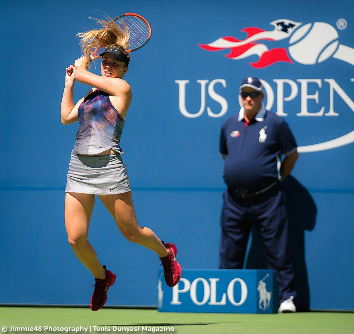 US Open. 2 сентября на корты выйдут 6 представителей Украины