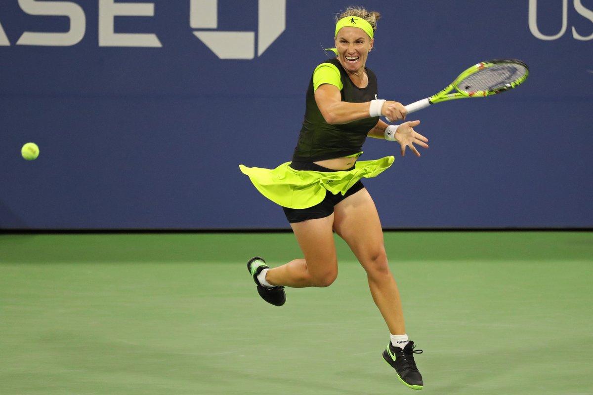 US Open. Еще одна претендентка на 1 место в рейтинге выбыла из борьбы