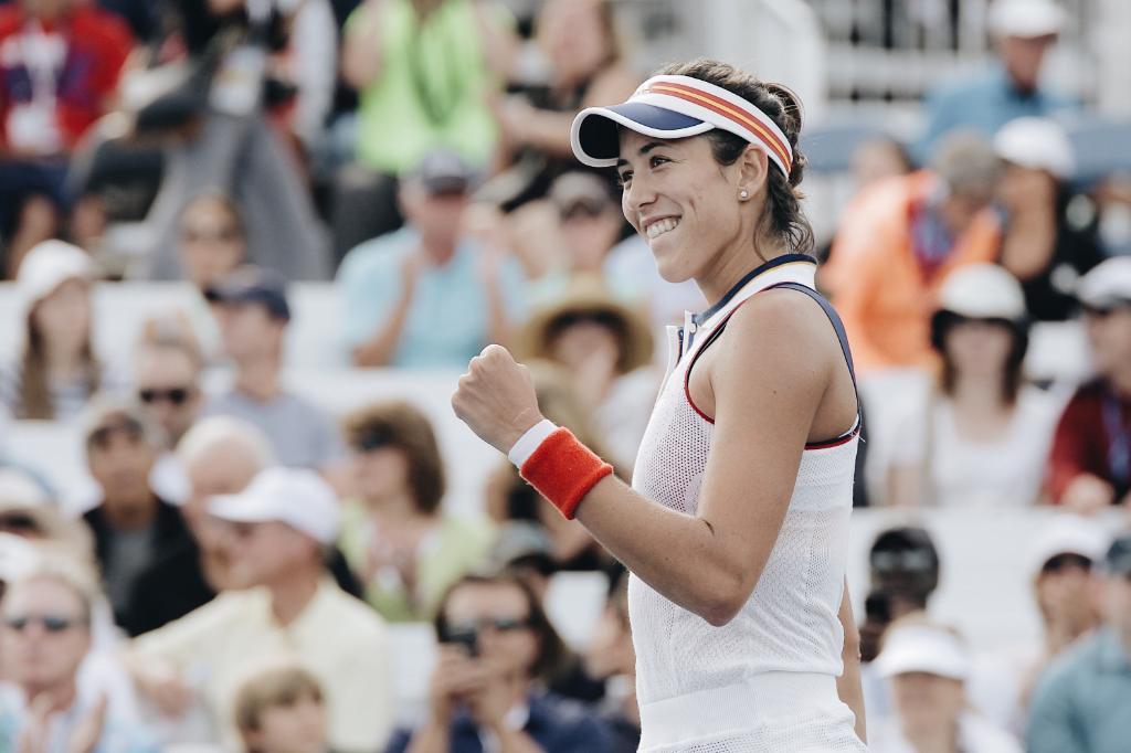 US Open. Мугуруса снова лишила Халеп шанса стать первой в мире