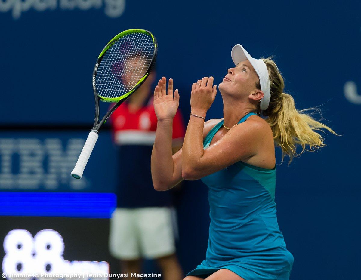 US Open. Вандевей выходит в полуфинал и делает Мугурусу 1-й ракеткой мира