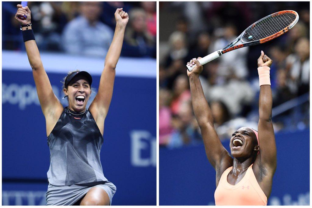 В финале US Open сыграют Стивенс и Кис