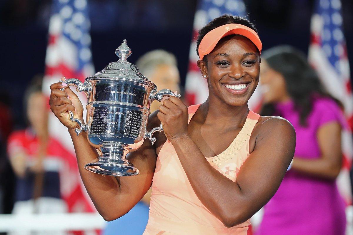 Слоан Стивенс — чемпионка US Open