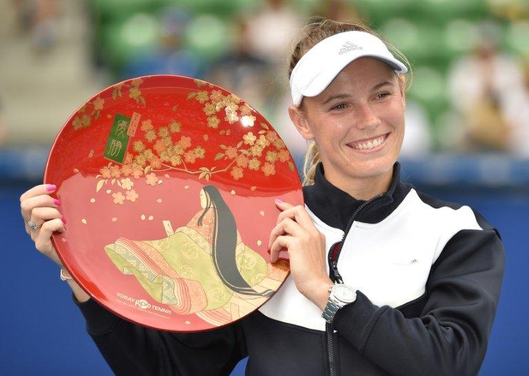 Toray Pan Pacific Open. Возняцки выиграла первый титул в этом сезоне