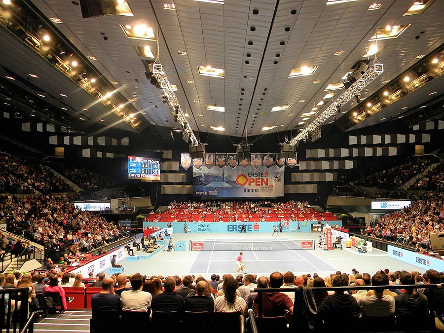 Фантур на турнир ATP-500 в Вену