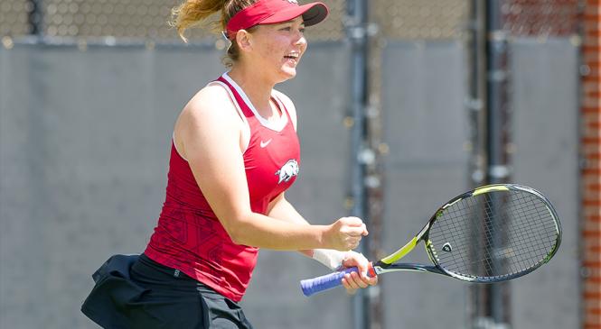 Юлия Лысая выходит в полуфинал турнира ITF в Праге