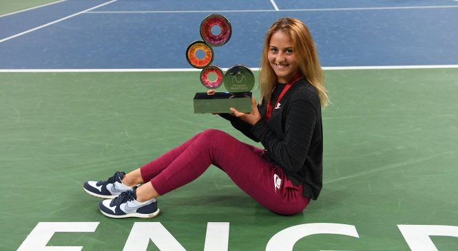 Марта Костюк выигрывает Итоговый Мастерс юниоров (дополнено)