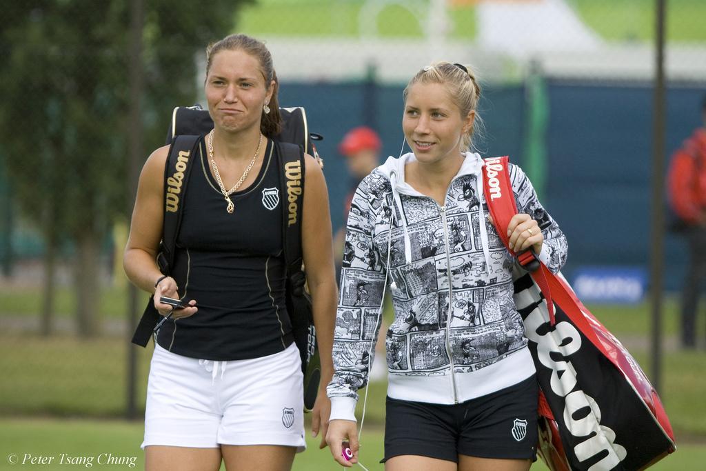 Сестры Бондаренко впервые с 2011 выиграли парный матч на профессиональном турнире