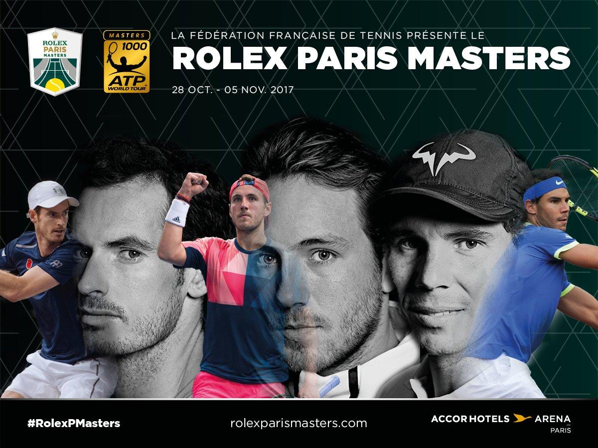 Фантур на турнир серии ATP Мастерс в Париже