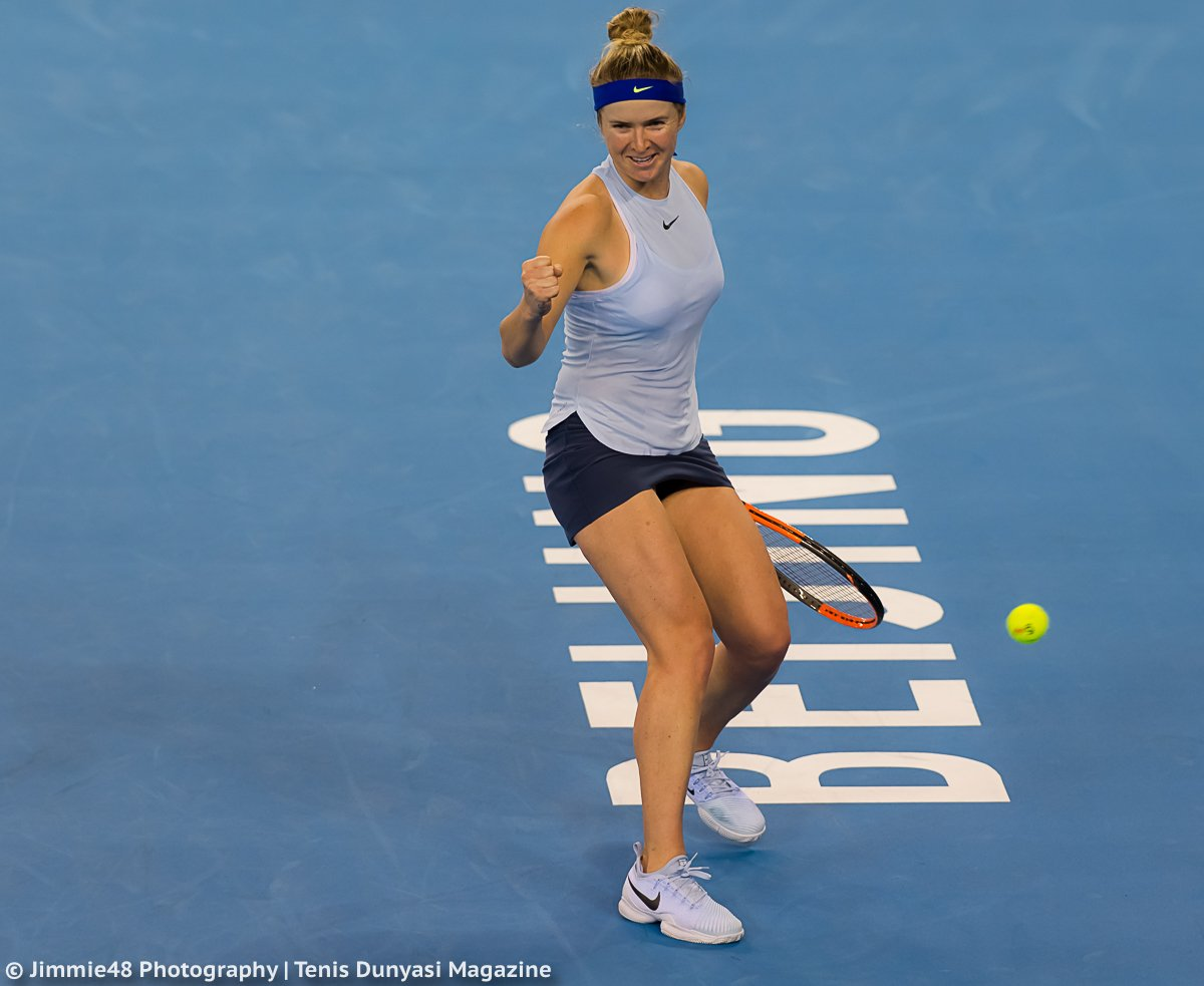 China Open. Свитолина — в четвертьфинале.