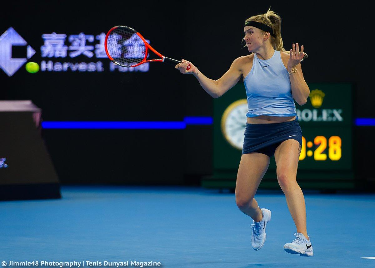 Рейтинг WTA. Свитолина опускается на 4-е место, Цуренко возвращается в топ-50