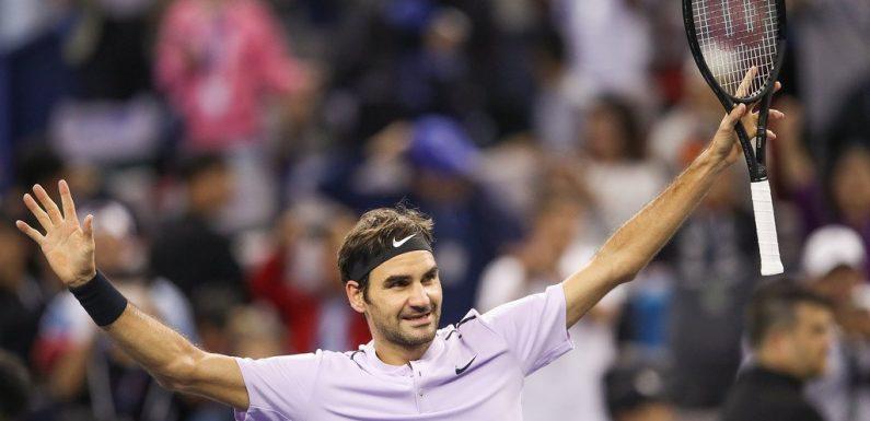Федерер в седьмой раз в карьере признан спортсменом года в Швейцарии