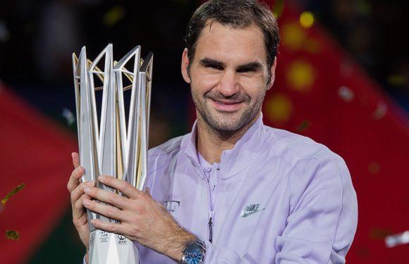 Шанхай. Федерер выигрывает свой третий титул на Мастерсах в сезоне