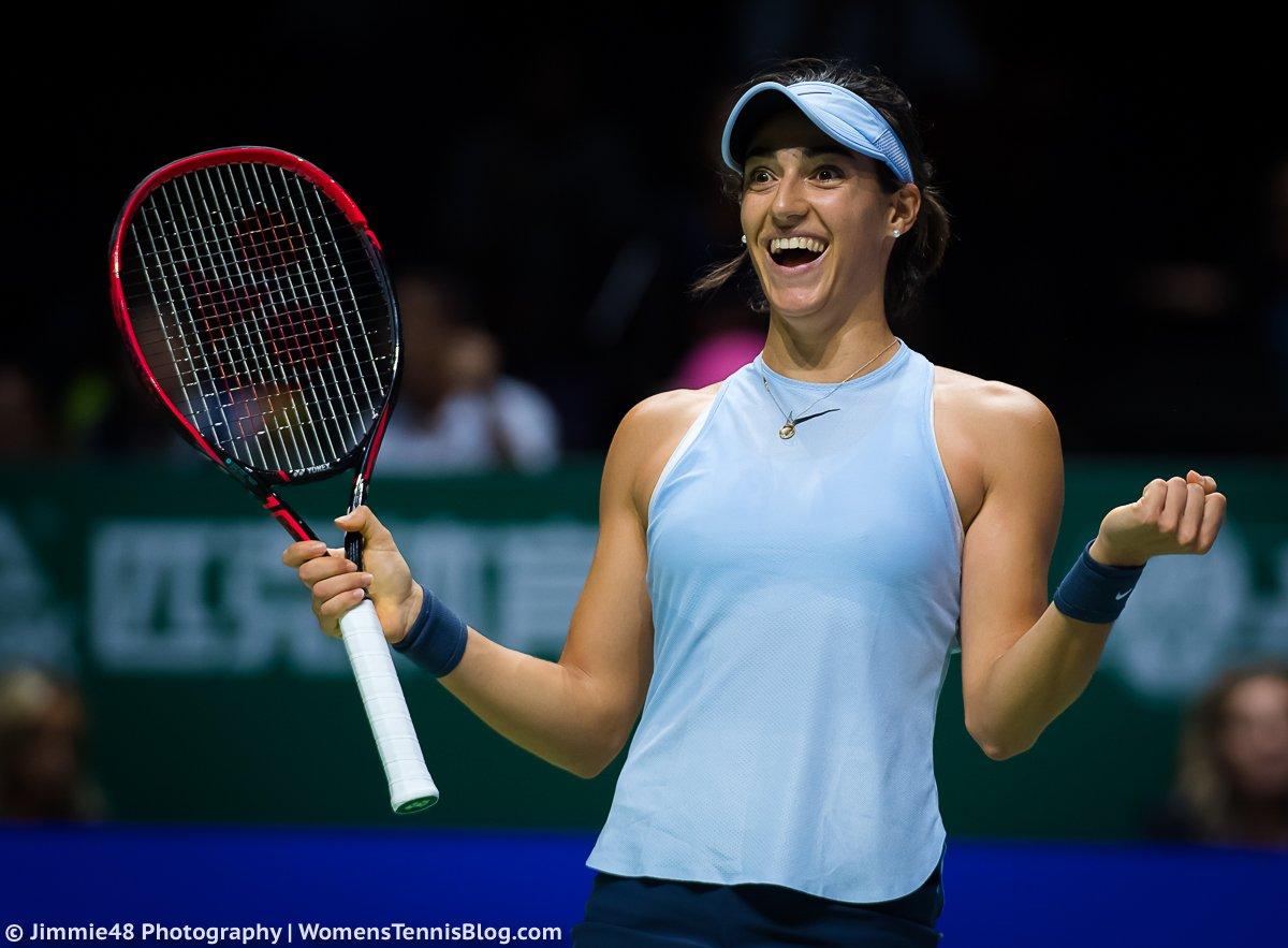 Сингапур. Гарсия побеждает Возняцки и лишает Свитолину шанса на полуфинал