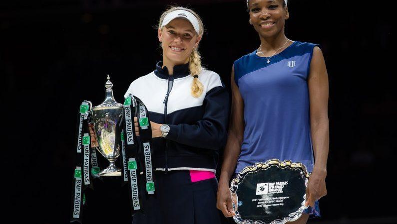 С 2019 года Итоговый чемпионат WTA переезжает из Сингарупа в Китай