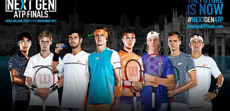 Фантур в Милан на Итоговый турнир Next Gen ATP Finals